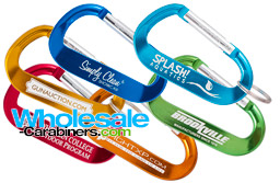 Promotional Carabiner Custom Engraved