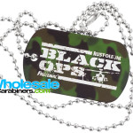 Camouflage Dog Tags —New!