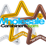 New Bronze Star Carabiners to go with Silver and Gold!
