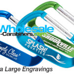 The BIGGEST Customization Area of Any Carabiner? The LogoBeener@