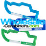 Boat Shaped Carabiners - Custom Engraved With Your Logo