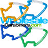 Fish Shaped Carabiners - Customizable With Laser Engraving