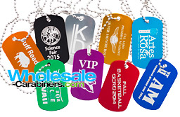 Dog Tags Custom Laser Engraved