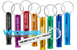 Safety Whistles Customized