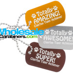 Bronze Dog Tags — NEW!