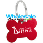 Bone Shaped Dog Tags (for pets!) — New!